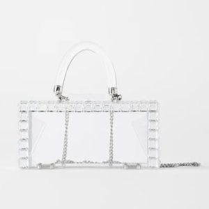Zara Bags Iso Croc Bucket Bag Poshmark